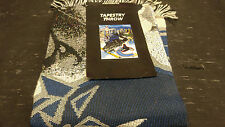 "NWT NHL Vancouver Canucks Blanket Tapestry Throw 48""x60"""