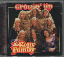 The Kelly Family Growin' Up Cd Album