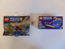LEGO NEXO Knights Battle Station & Knighton Hyper Cannon Polybag 1 x Minifigure
