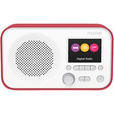 PURE VL 62954 Elan E3 Radio (DAB, DAB+, UKW, Rot)
