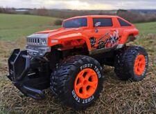 RC Monster Truck X-WOLF ferngesteuertes Auto Geländewagen Pick Up Licht RTR