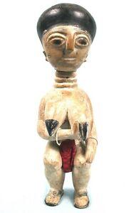 Art Africain Arts Premiers Tribal - Rare Maternité Fanti du Ghana - 40 cms +++++