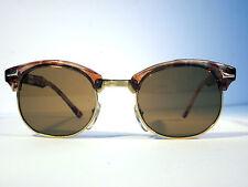 New Womens Ladies Retro Vintage Fashion Sunglasses Metal Frame Clubmaster Trendy