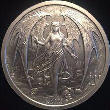 2016 Temptation Of The Succubus 2 oz .999 Silver Capsuled BU Round Coin W/COA