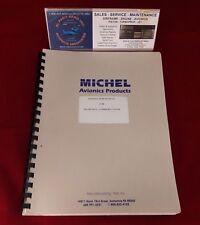 Michel MX385 Nav/Com Receiver Instructional Manual $100