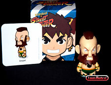 "Zangief - Street Fighter Series 2 - Kidrobot - 3"" Figure Brand New in Box Mint"