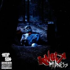 Knock Madness [PA] by Hopsin (CD, Nov-2013, E1 Entertainment)
