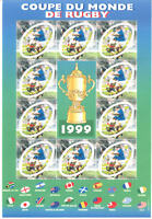 France - BF 26 neuf ** - MNH - Coupe du Monde de RUGBY 1999