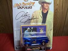 ALAN JACKSON ISSUE #12 HOT COUNTRY LIMITED EDITION DIE CAST CAR HOOD OPEN