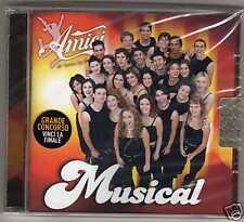 AMICI di Maria De Filippi 2003. MUSICAL - CD sigillato