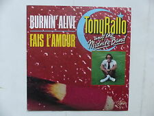 TONY RALLO AND THE MIDNITE BAND Burnin alive Fais l amour 101266
