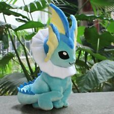 Large size Vaporeon Pokemon Cute Soft Plush Toy Doll Kids Gift New 37CM 14.50""