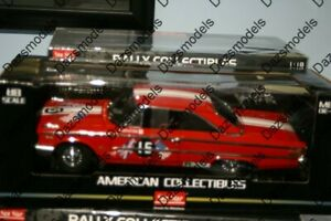 SunStar Ford Galaxie 500 XL Racing 163 B.Williams 1:18 Scale 1472