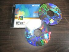 Microsoft Office XP Professional Academic Retail version 2002 USED (S3)