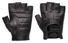 Harley-Davidson guanti senza dita da uomo 98182-99VM Men's Perforated Fingerless