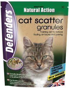 Dog Cat Pet Repellent Repeller Deterrent Pest Scarer Garden Outdoor Granule 500
