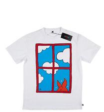 Parra Rockwell T-Shirt Peep Wellington Neu OVP Medium