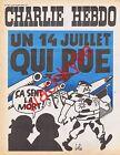 Charlie Hebdo n°139 du 16/07/1973 Gebé 14 juillet défilé Cabu à Besançon