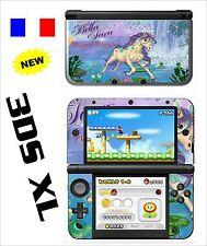SKIN STICKER AUTOCOLLANT DECO POUR NINTENDO 3DS XL - 3DSXL REF 11 BELLA SARA