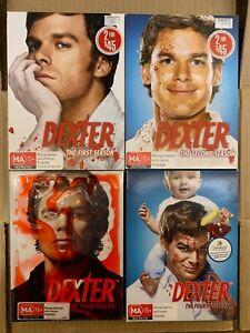 DEXTER 7 Seasons - Series: 1 - 7 DVDs  (Region 4 - Australia) Michael C. Hall