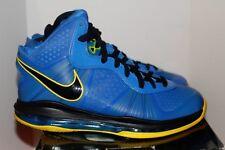 Nike Lebron VIII 8 V2 Entourage size 10 DS  Golden State Warriors LA Rams