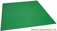 LEGO® Bauplatte  32x32 Noppen im schönen kräftigeren grün aus 626 ! unbespielt !