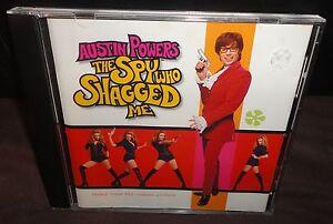 Austin Powers The Spy Who Shagged Me (CD, 1999) Soundtrack