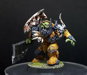 0 3//8in Orcs Siege Tower Warmaster