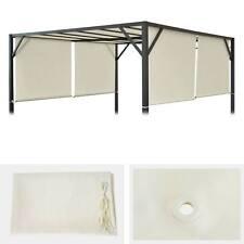Ersatzbezug für Dach Pavillon, Pergola Baia 3x3m, creme