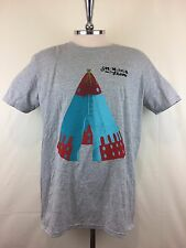 Gildan Softstyle Mens Summer Adventure T-shirt New Without Tag Grey Size L