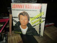 Johnny Hallyday-45T-BO générique série télévisée-Version82-Tbe