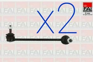 x2 MERCEDES A CLASS W168 Anti Roll Bar Link PAIR Front Left & Right 97 to 04 2x