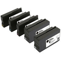 5Pack for HP 950XL 951XL Ink Cartridge New Version Chip OfficeJet Pro 8100 8600