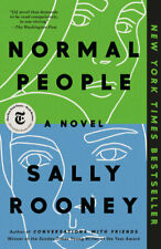 Normal People by Sally Rooney (PB, 2020) NEW, NYT Bestseller, Free Shipping