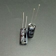 10pcs Rubycon YXF 8x20mm 50V220uF Low Impedance Long Life MB Capacitor 220uF 50V