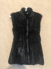Women's Fur Vest - Reversible