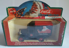 LLEDO DAYS GONE SL51001 CHEVROLET BOX VAN COCA -COLA HAPPY HOLIDAYS