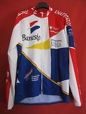 Maillot cycliste Banesto Unica Manche Longue Nalini Intégral Campagnolo - 6