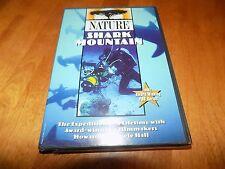 NATURE SHARK MOUNTAIN Hammerhead Sharks PBS Classic TV Program DVD SEALED NEW