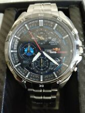 Casio Edifice Efr-556tr-1aer Scuderia Toro ROSSO Limited Edition Watch