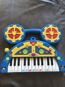 Mickey Mouse Clubhouse Kids Musical - Educational Toy Musical Keyboard Rare