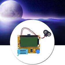 LCR-T4 Transistor Tester Kondensator ESR Induktivität Widerstand Meter,NEU~