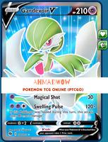 Gardevoir V 070/073 FULL ART FA Pokemon TCG Online PTCGO