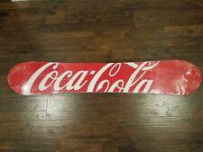 New Coca-Cola Snowboard 148cm in Shrink Wrap