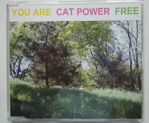 CAT POWER You Are Free - Matador Promo CD (2003)