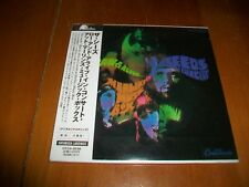 THE SEEDS - SKY SAXON - JAPAN CD - STILL SEALED - RAW AND ALIVE