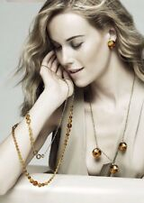 3 Necklaces In One--Antica Murrina Celebrity 1--Multicolor Murano Glass Necklace