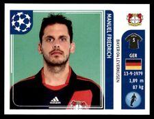 Panini Champions League 2011-2012 - Manuel Friedrich Bayer 04 Leverkusen No. 313