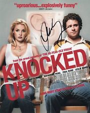 Judd Apatow signed 8x10 Photo w/COA Knocked Up Movie Poster