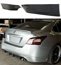FIT 2014-2016 TOYOTA COROLLA BASE MODEL PU ADD-ON FRONT BUMPER LIP SPOILER 3 PCS